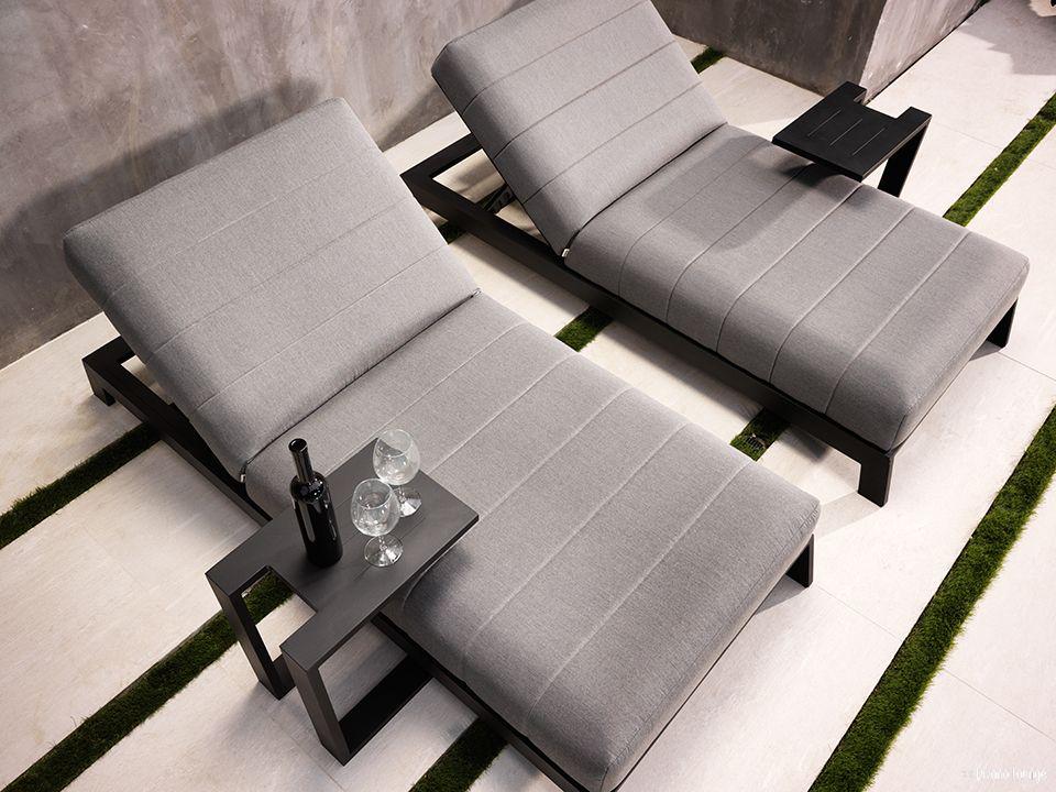divano lounge OUTFLEXX bit lounger