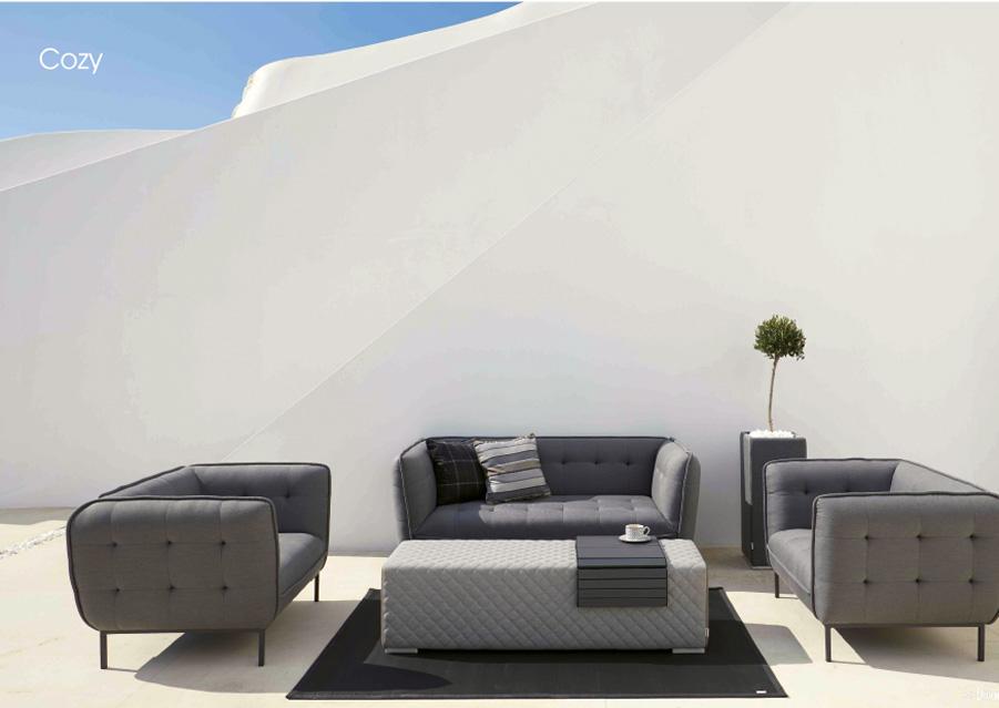 divano lounge OUTFLEXX Cozy