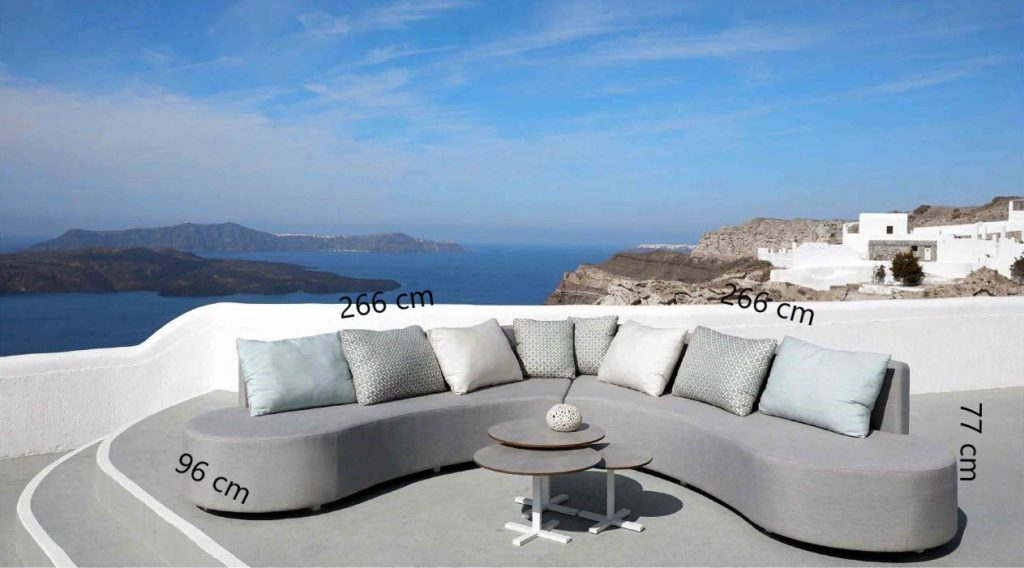 divano lounge Adore spoerks
