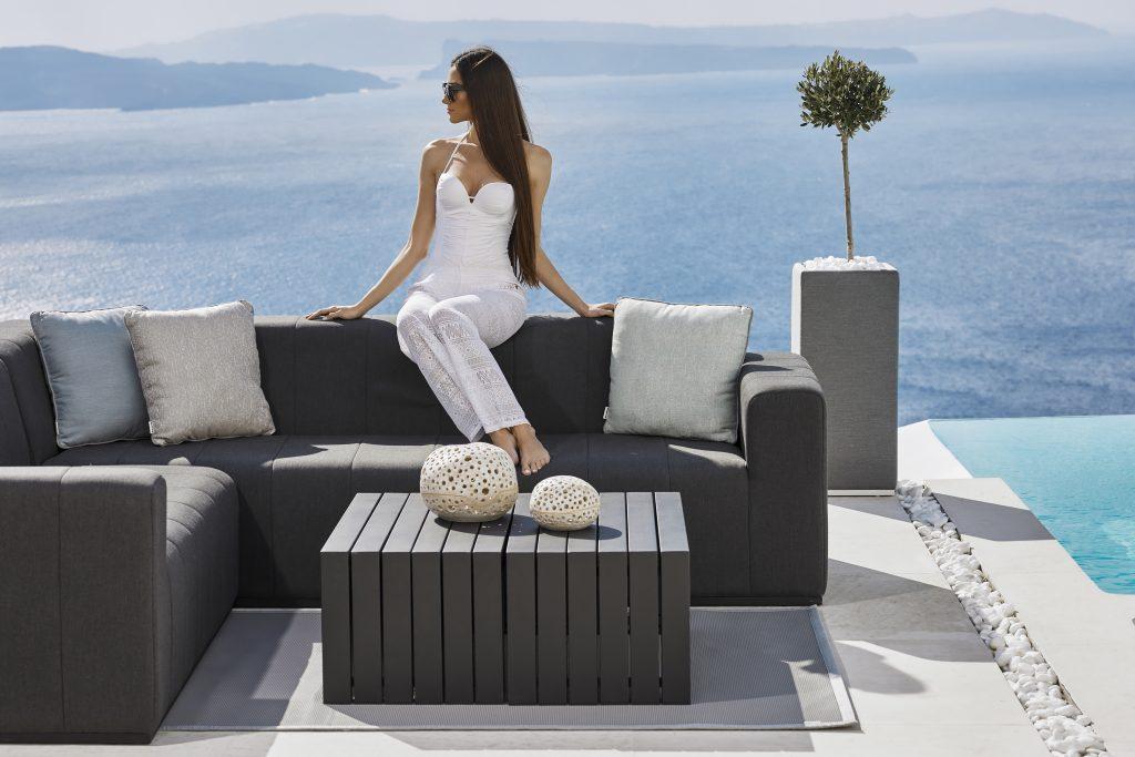 divano lounge OUTFLEXX Bite Corner Set