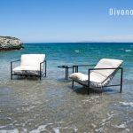 divano lounge OUTFLEXX Coral