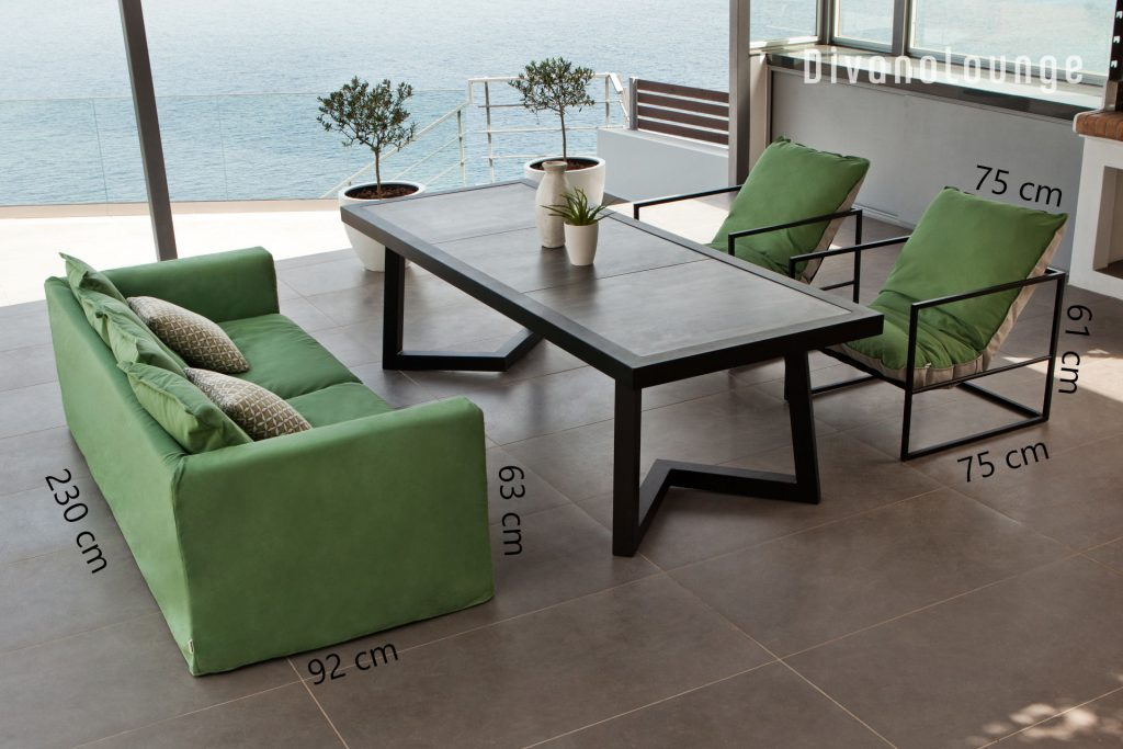 divano lounge Coral spoerks