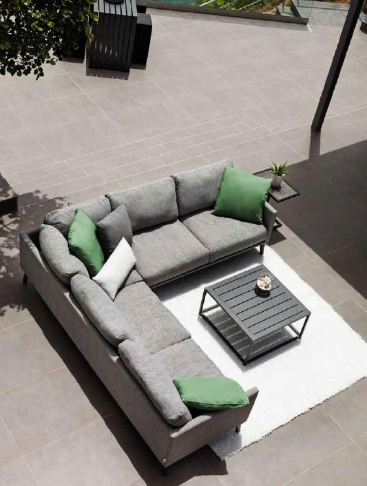 divano lounge OUTFLEXX Easy