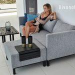 divano lounge OUTFLEXX Odeon
