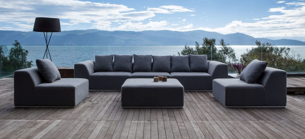 divano lounge OUTFLEXX buddha